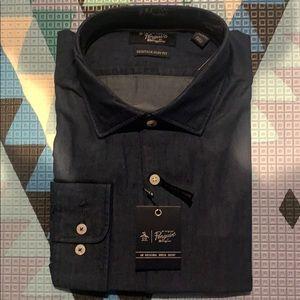 17 36/37 Original Penguin Shirt Longsleeve